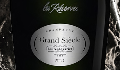 Laurent-Perrier Grand Siecle Iteration 17
