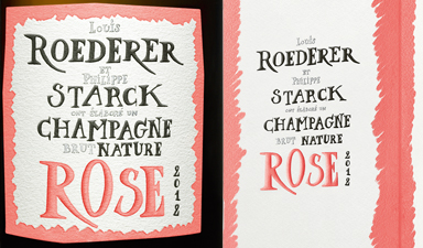 Louis Roederer Brut Nature Rose