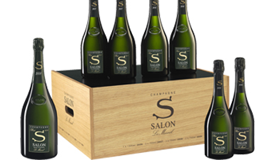 Salon Le Mesnil Oenotheque Case 8
