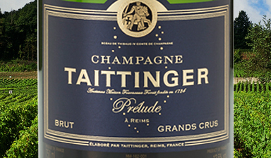 Taittinger Prelude Grand Crus