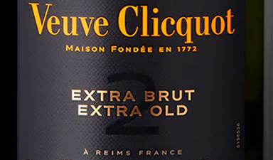 Veuve Clicquot Extra Brut Extra Old 2nd Release