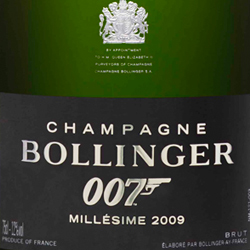 Bollinger SPECTRE 007 Limited Edition