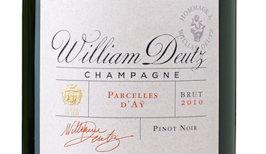 Deutz Hommage � William Deutz Parcelles d�A�