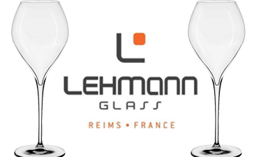 Lehmann Grand Champagne Glass - machine made