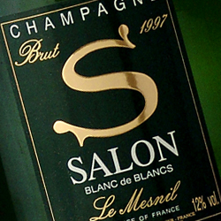 Salon champagne same day champagne delivery for 1997 champagne salon