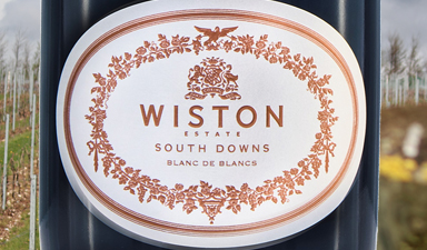 Wiston Estate Blanc de Blancs