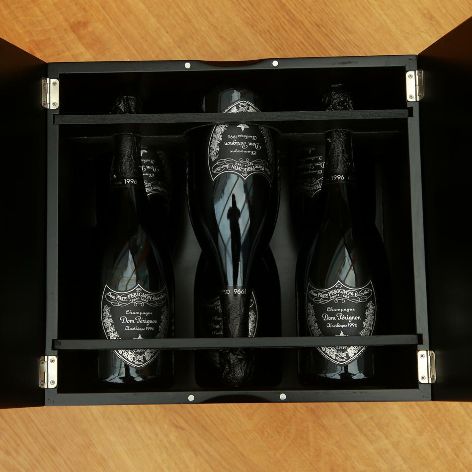 Dom Perignon Oenotheque Gift Box 1996 75cl - Buy Champagne same ...