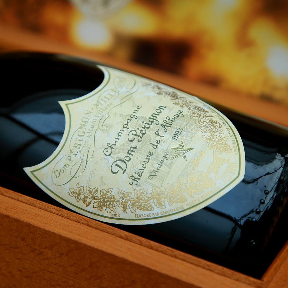 Dom Perignon Reserve De L Abbaye 1993 75cl Gift Box Buy