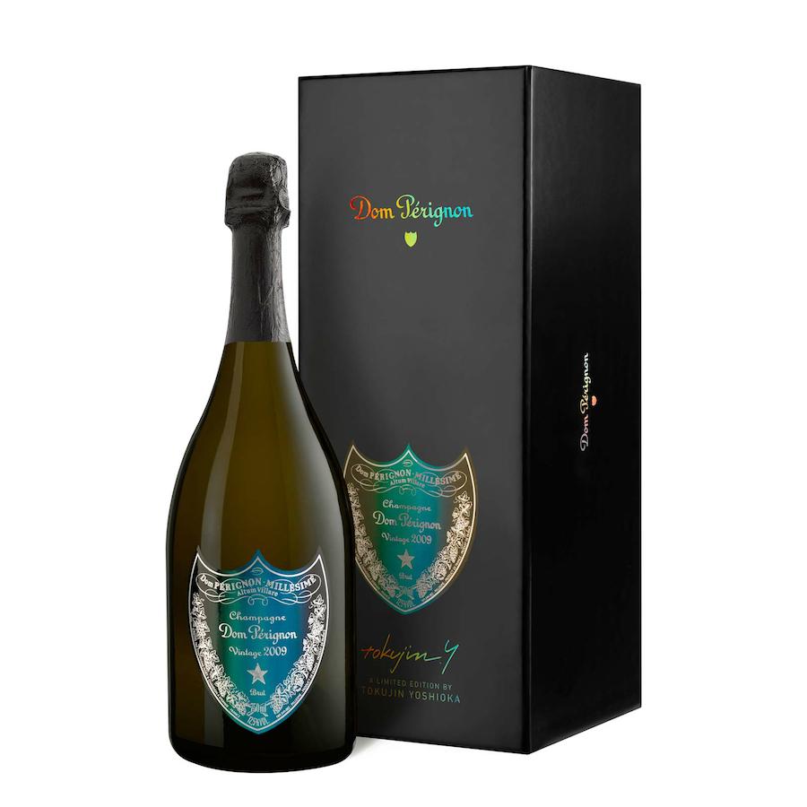 9d2ed0066eb Dom Perignon Yoshioka Limited Edition 2009 75cl Gift Box - Buy ...