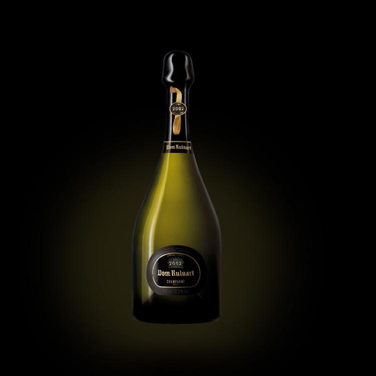 Dom Ruinart Blanc de Blancs 2002 75cl Gift Box - Buy Champagne same ...