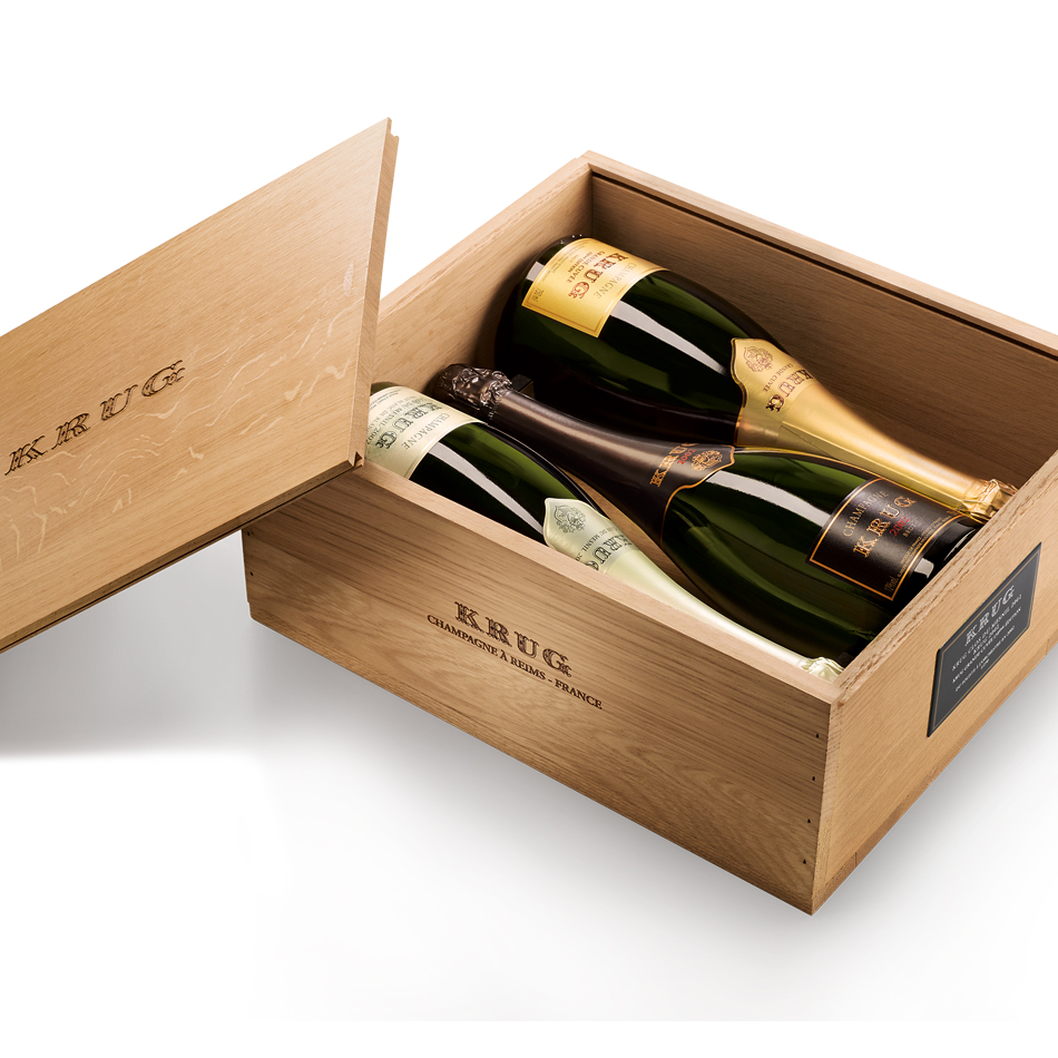 Krug Trilogy Case