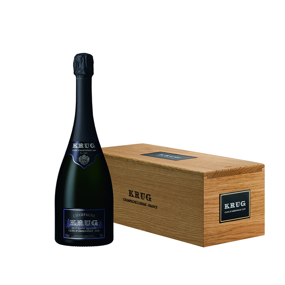 krug clos d 39 ambonnay 2000 75cl gift box buy champagne