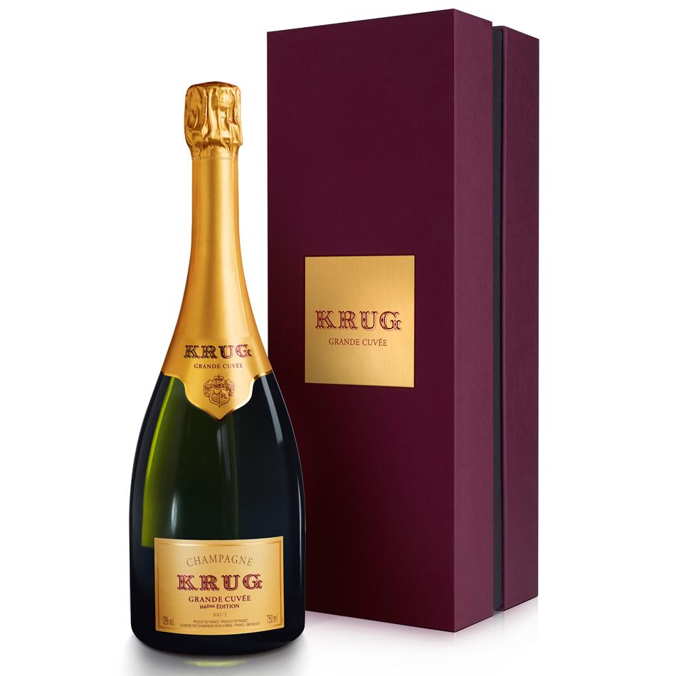 Krug Grande Cuvee Edition 166