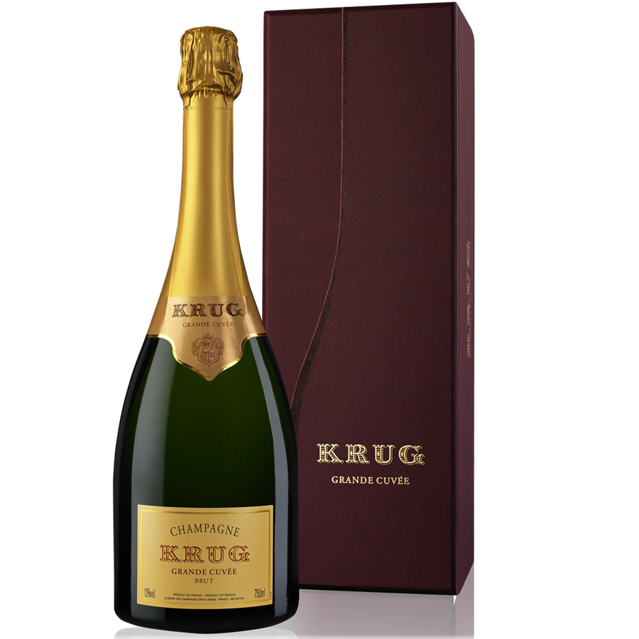 Krug Grande Cuvee 162nd Edition