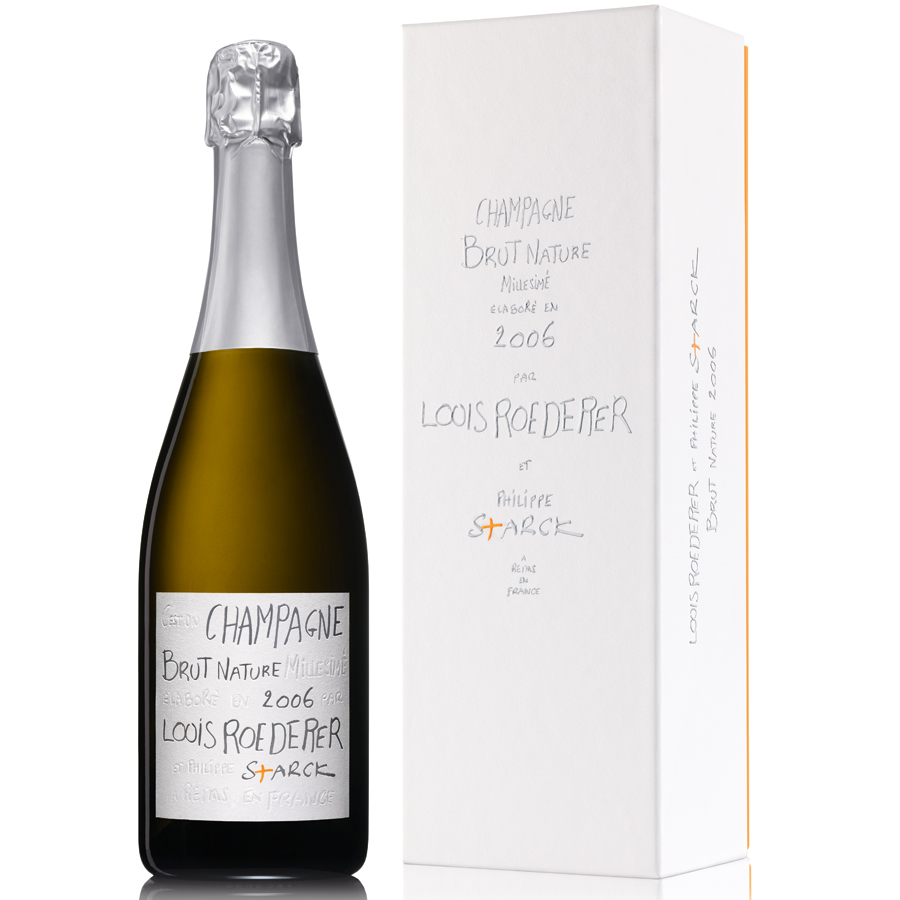 louis roederer brut nature 2006 vintage 75cl gift box buy champagne same day 2 hour delivery. Black Bedroom Furniture Sets. Home Design Ideas