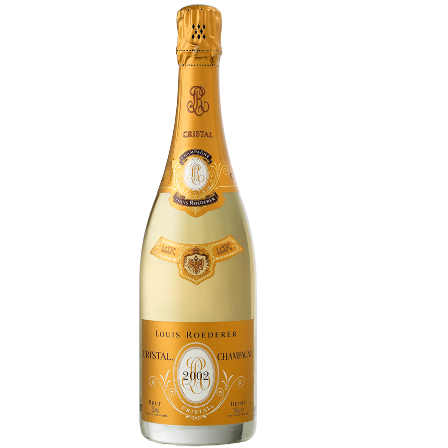 louis roederer cristal 2002 75cl gift box buy champagne same day 2 hour delivery. Black Bedroom Furniture Sets. Home Design Ideas