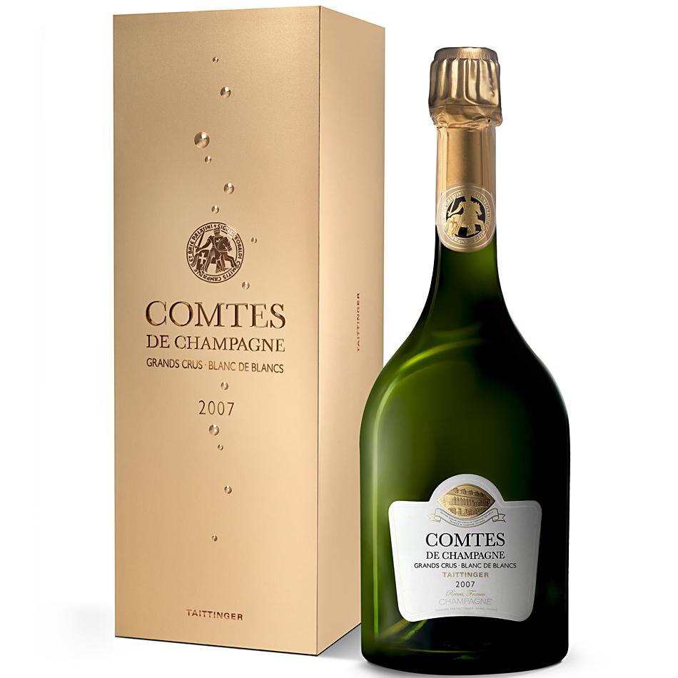 Image result for comtes de champagne 2007