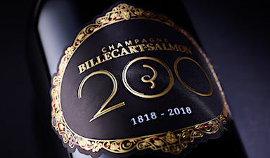 Billecart-Salmon Bicentenary Cuvee 200 MV