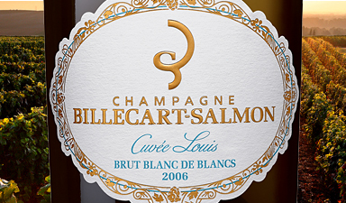 Billecart-Salmon Cuvee Louis Blanc de Blancs 2006
