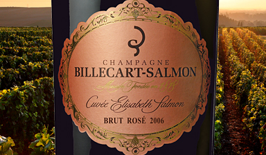 Billecart-Salmon Elisabeth Salmon Rose 2006