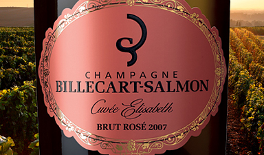 Billecart-Salmon Elisabeth Salmon Rose 2007