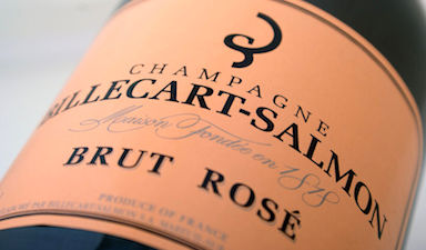 Billecart-Salmon Rose NV