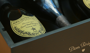 Dom Perignon Three Vintages Case