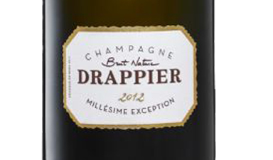Drappier Millesime Exception 2012