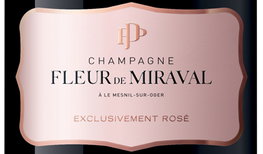 Fleur De Miraval Exclusivement Rose NV