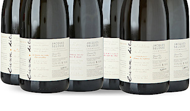 Jacques Selosse Lieux Dits Extra Brut Collection NV