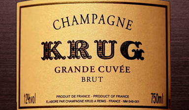 Krug Grande Cuvee 162nd Edition NV