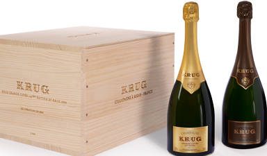 Krug Les Creations 2004