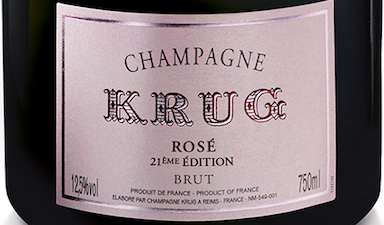 Krug Rose 21st Edition NV