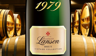 Lanson Vintage Collection 1979
