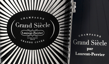 Laurent-Perrier Grand Siecle Iteration 24 Limited Edition Sun Robe MV