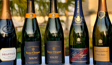 New Champagne Releases April 2021- Live Tasting