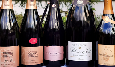 New Champagne Releases February 2021- Live Tasting