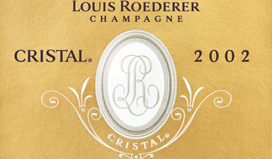 Louis Roederer Cristal Late Release 2002