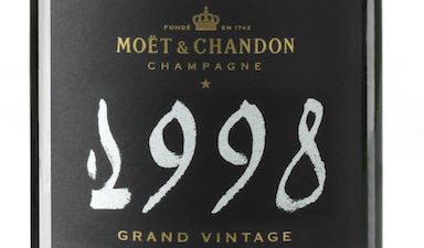 Moet & Chandon Grand Vintage 1998