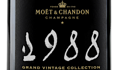 Moet & Chandon Grand Vintage 1988