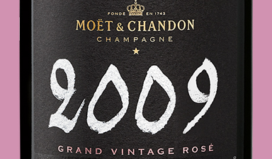 Moet & Chandon Grand Vintage Rose 2009