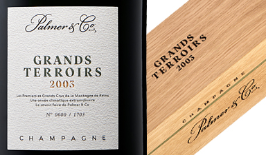 Palmer & Co Grands Terroirs 2003