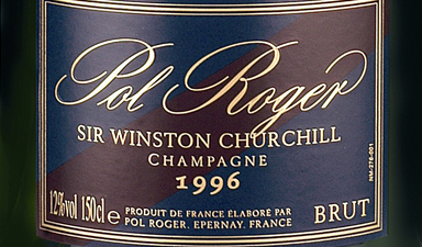 Pol Roger Sir Winston Churchill 1996
