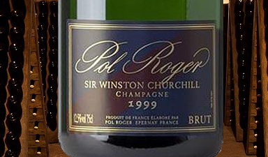 Pol Roger Sir Winston Churchill 1999