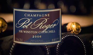 Pol Roger Sir Winston Churchill 2006