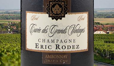 Eric Rodez Cuvee des Grands Vintages Grand Cru NV