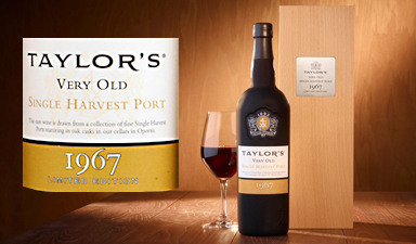 Taylor's Single Harvest Port 1967