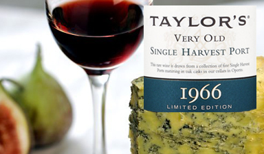 Taylor's Single Harvest Port 1966