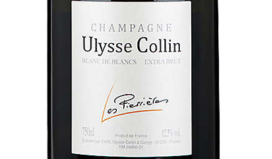 Ulysse Collin Les Pierrieres Blanc de Blancs NV