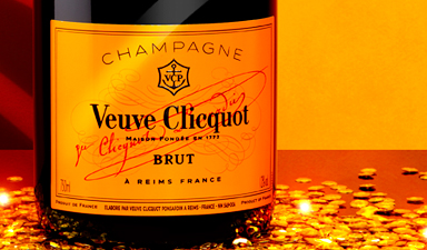 Veuve Clicquot Brut Yellow Label NV